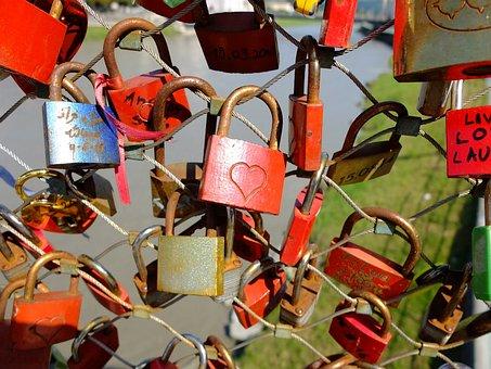 Love Castle, Love Locks, Love, Symbol, Love Symbol