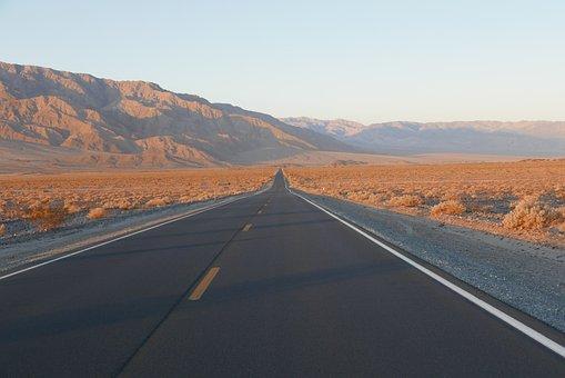 Road, Usa, Highway