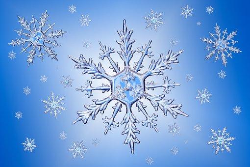 Ice, Snow Crystal, Ice Crystal, Winter, Snow, Cold