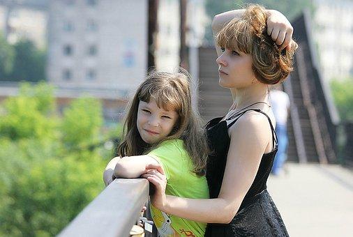 Kids, Summer, Photographing Children, Stroll, Sunny Day