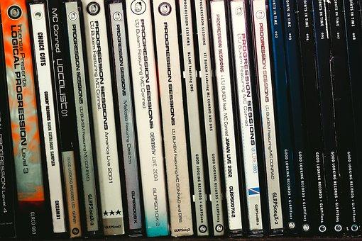 Cd, Music, Music Cd, Entertainment, Audio, Digital