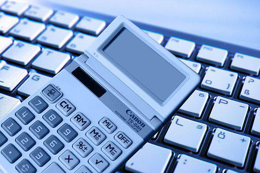 Keyboard, Calculator, Count, How To Calculate, Business
