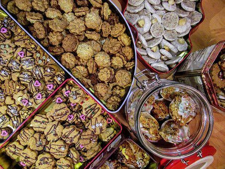 Cookie, Christmas Biscuits, Christmas