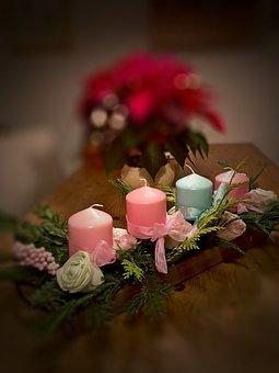 Christmas, Advent, Deco, Contemplative