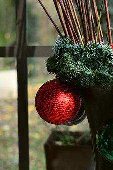 Christmas Bauble, Christmas Decoration