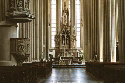 Church, Catholic, Christian, Architecture, Holy, Gothic