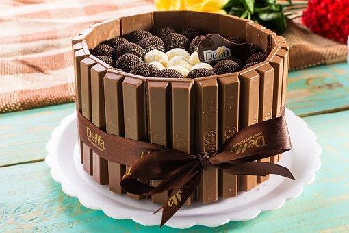 Pie, Chocolate, Brigadier, Cake, Goodies