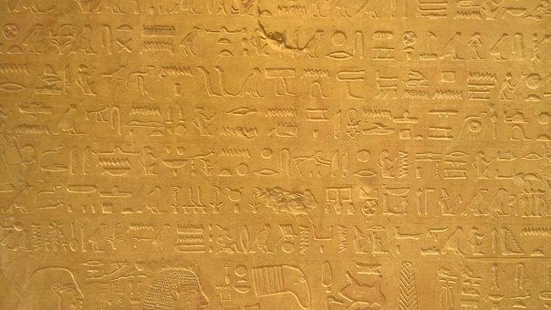 Egypt, Hieroglyph, Ancient Egypt, Hieroglyphs