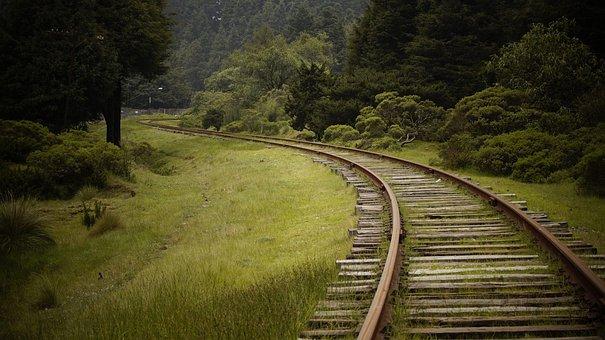 Train, Pathways, Travel, Destination, Landscapes