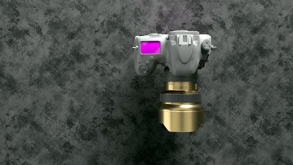 Nikon, Camera, Photography, Digital, Photo Camera, Lens