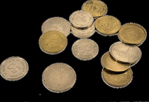 German Mark, Mark, Currency, Money, German, Specie, Dm