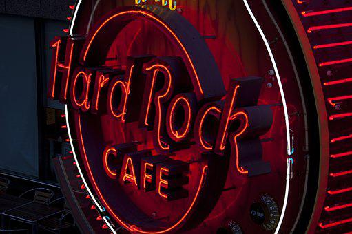 Hard Rock, Hard Rock Cafe, Rock, Music, Restaurant, Bar