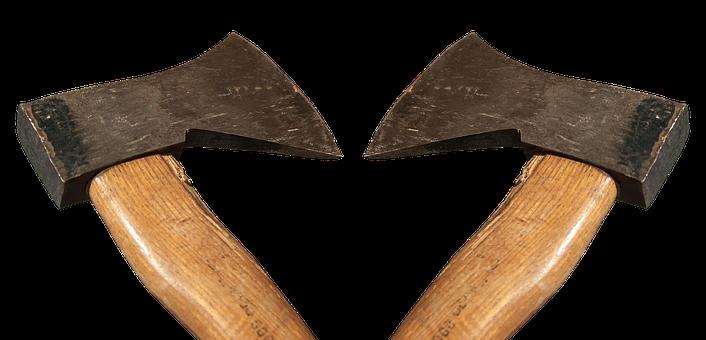 Axe, Ax, Blade, Tool, Cut Weapon, Cutting, Dangerous