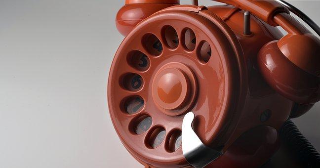 Red Headphone, Vintage Headphone, Phone Stylish