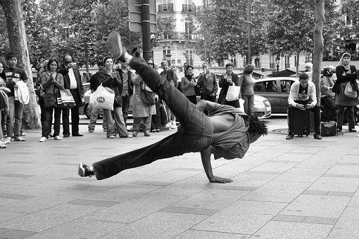 Bailarín, Dance, Dancing, Breakdance, Artista, Calle