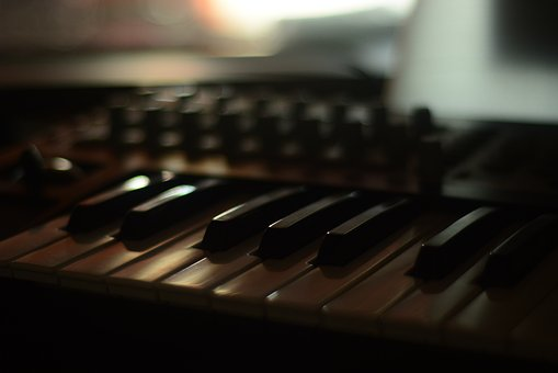 Piano, Keyboard, Music, Instruments, Sound, Synthesizer