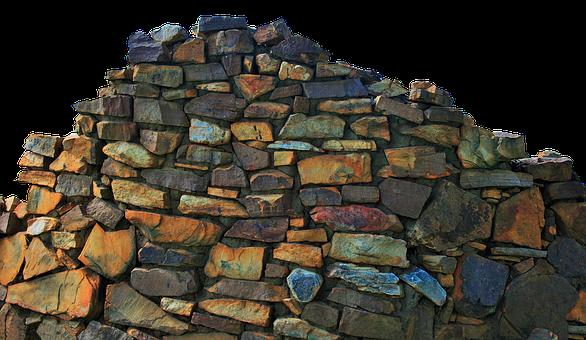 Wall, Natural Stones, Masonry, Stone Wall, Stones, Old