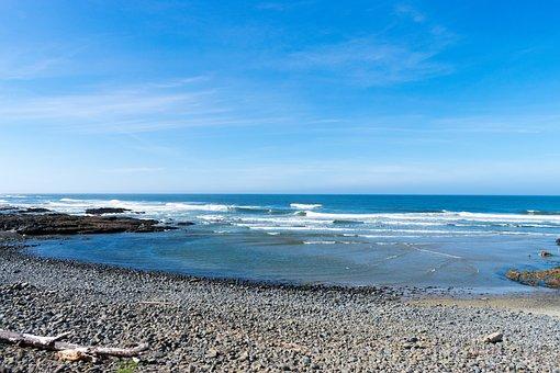 Oregon Coast, Ocean, Coast, Oregon, Pacific, Sea, Beach