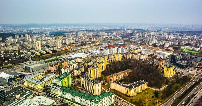 City, Place, Burg, Urban, Travel, Architecture, Town