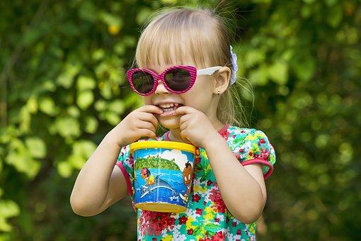 Girl, Summer, The Little Girl, Photographing Children