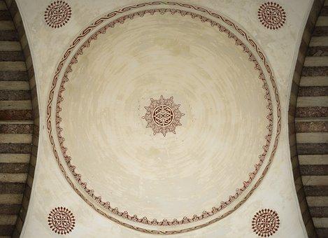 Suleymaniye Mosque, Istanbul, Light, Architecture