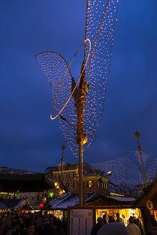 Christmas Market, Christmas, Christmas Time, Advent