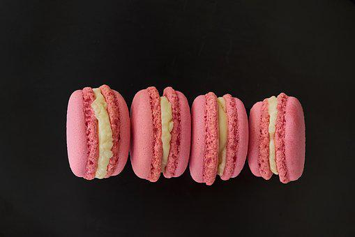 Macarons, Dessert, French Cuisine, Sweets, Gourmet