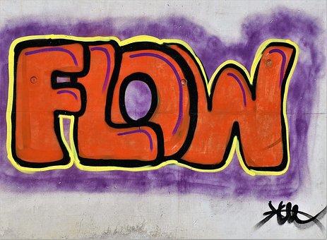 Graffiti, Spray Art, Modern Art, Street Art