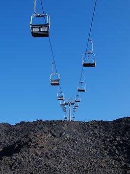 Ski, Lift, Sport, Mountain, Travel, Season, Ski-lift