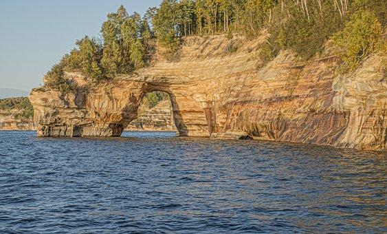 Caves, Lake, Nature, Tourism, Travel, Rock, Natural