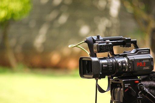 Sony, Camera, Lens, Equipment, Photography, Technology