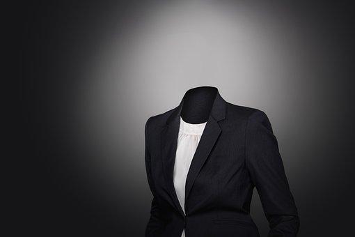 Suit, Business, Sw, Women, Attractive, Profile