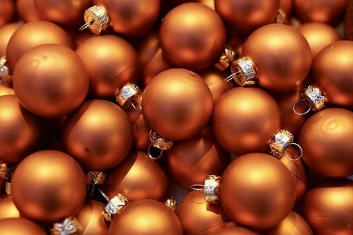 Christmas Balls, Tree Decorations, Christmas