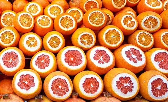 Oranges, Orange, Grapefruit, Citrus Fruits, Fruit