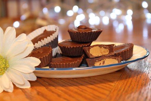Chocolate, Dessert, Homemade, Food, Sweet, Brown, Tasty