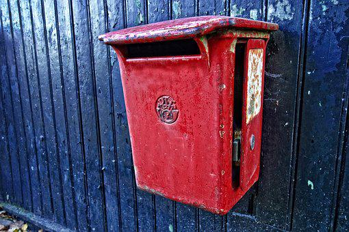Mailbox, Mail, Letter, Communication, Message, Post