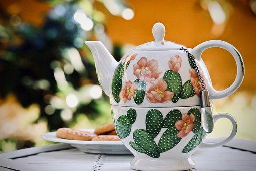 Herbal Tea, Breakfast, Tea, Biscuits, Relaxation, Foods