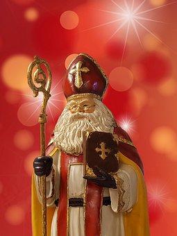 Saint Nicholas, Pakjesavond, 5th Of December, Saint