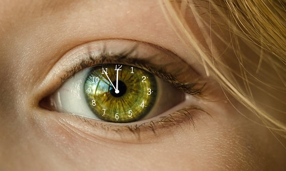Eye, Time, Five, Before, Twelve, Dial, Time Of, Forward