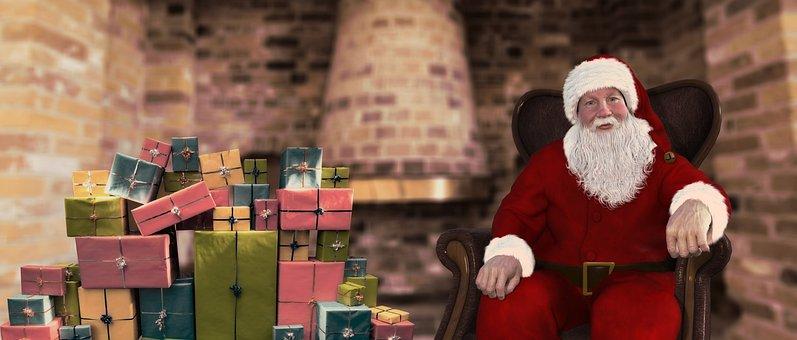 Santa, Christmas, Santa Claus, Nicholas, Claus, Winter
