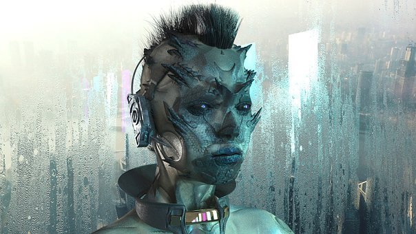 Alien, Female, Woman, Fantasy, Scifi, Sciencefiction
