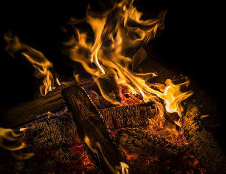 Fire, Flame, Burn, Hot, Heat, Brand, Embers, Grill