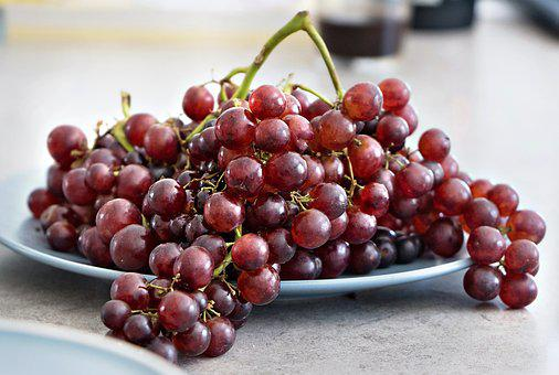 Grape, Fruit, Fresh