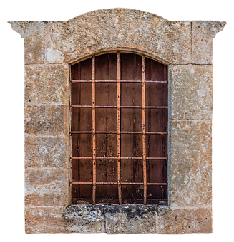 Window, Old, Old Window, Historically, Facade