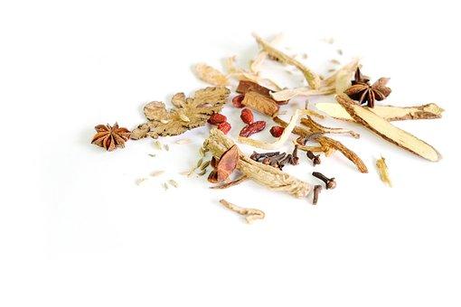 Chinese Herbal Medicine, Culinary Herbs, Ingredients