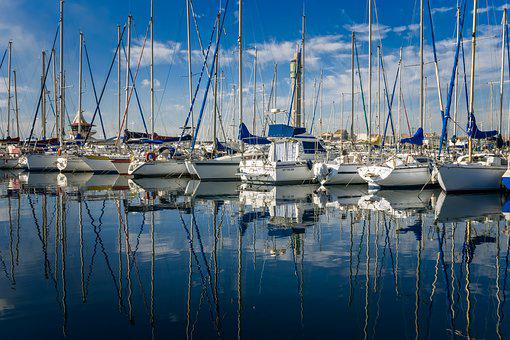 Port, Ship, Boot, Marina, Yacht, Anchor, Water, Sea
