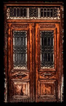 Door, Old, Old Door, House Entrance, Wood, Input