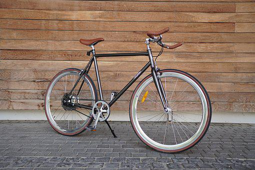 Single Speed, Ebike, Bicycle, Ectlv, Sport