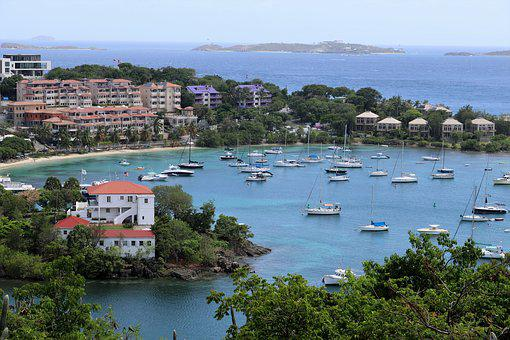 St John, Virgin Islands, Tropical