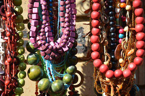 Beads, Hand Craft, Necklace